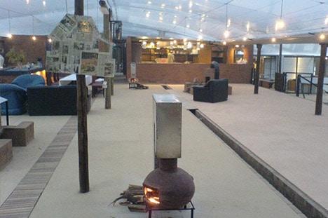 Karoo Cafe building
