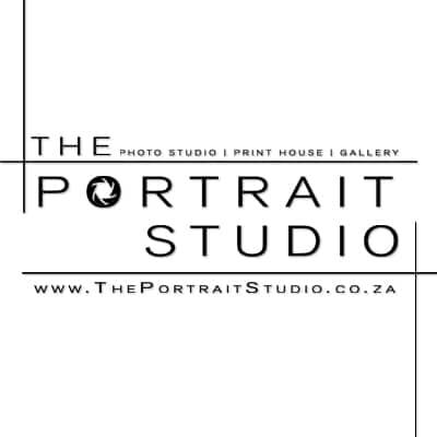 The Portrait Studio - Logo BW